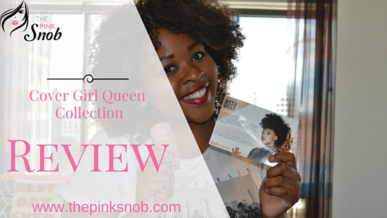 Covergirl queen collection (2)