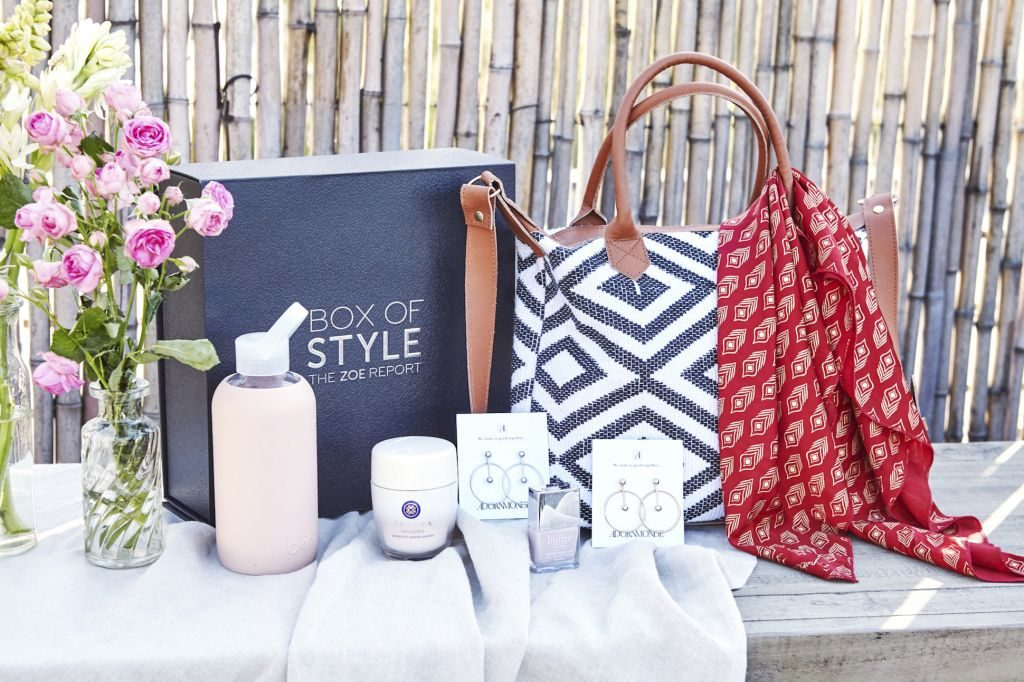 SnobLuxe: The Zoe Report Box of Style