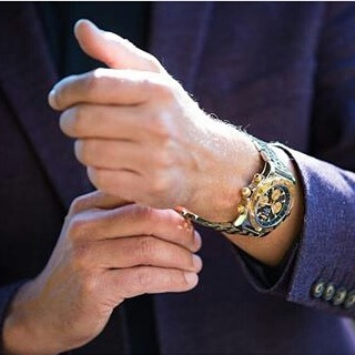 SnobLuxe: Watches he'll Love for Father's Day