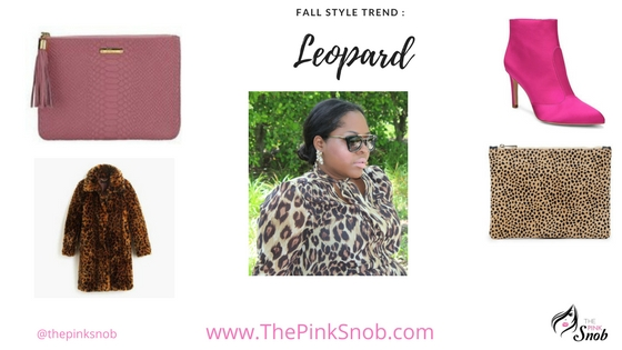 Fall Style Trend..Leopard