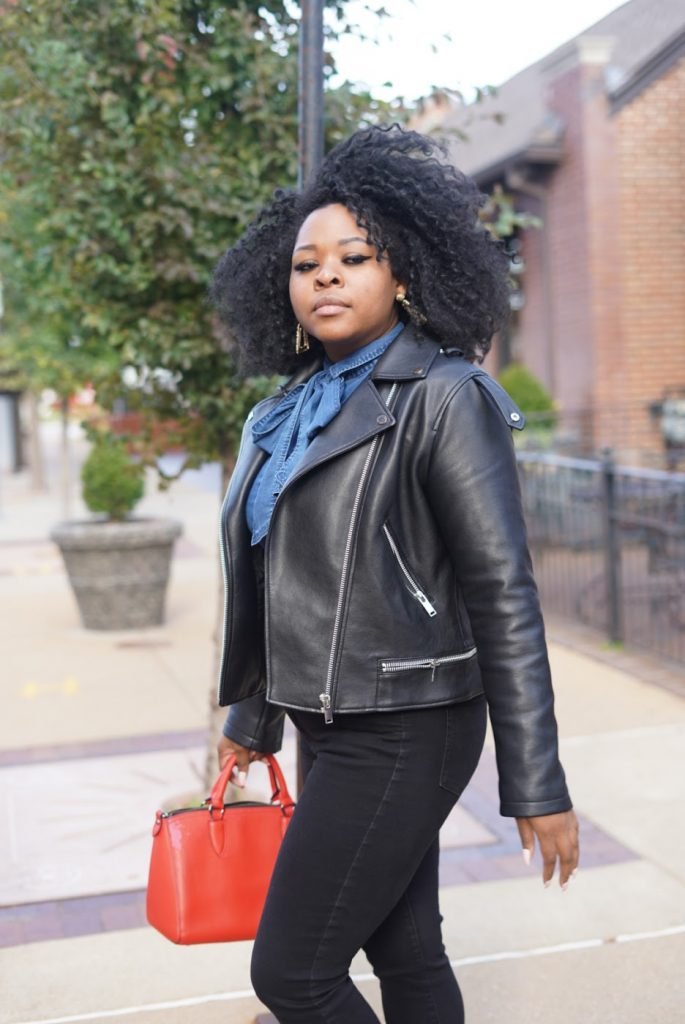 Leather jackets under $150, just in time for Fall.