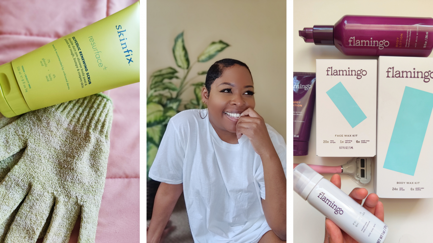 More Beauty products for the Body.